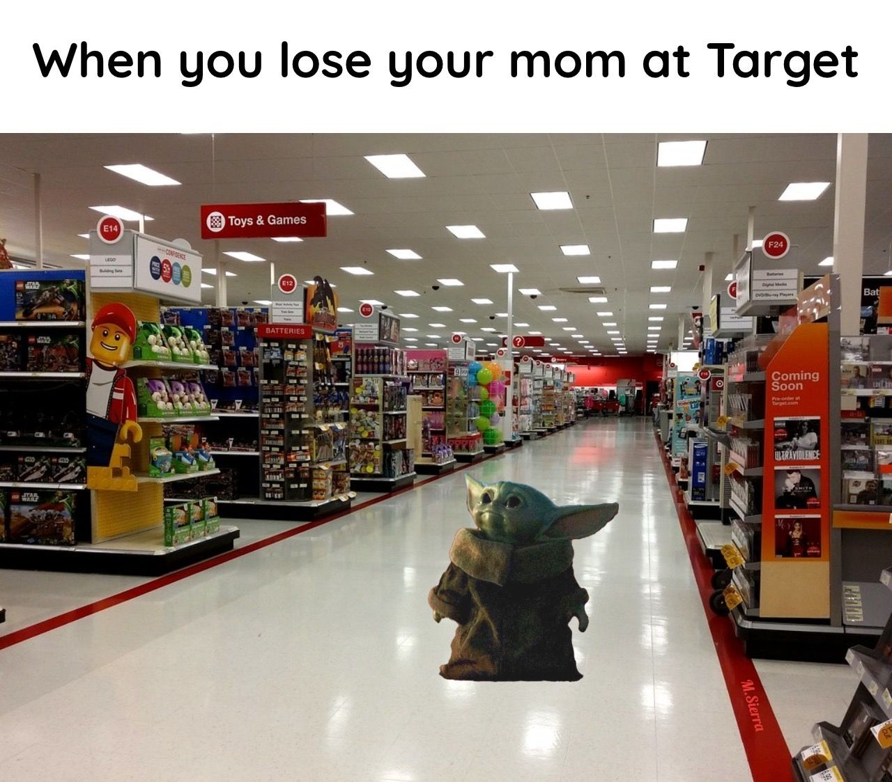 Pin By Jason Campbell On Geek Pics For The Geek In Us All Yoda Meme Target Toys Yoda