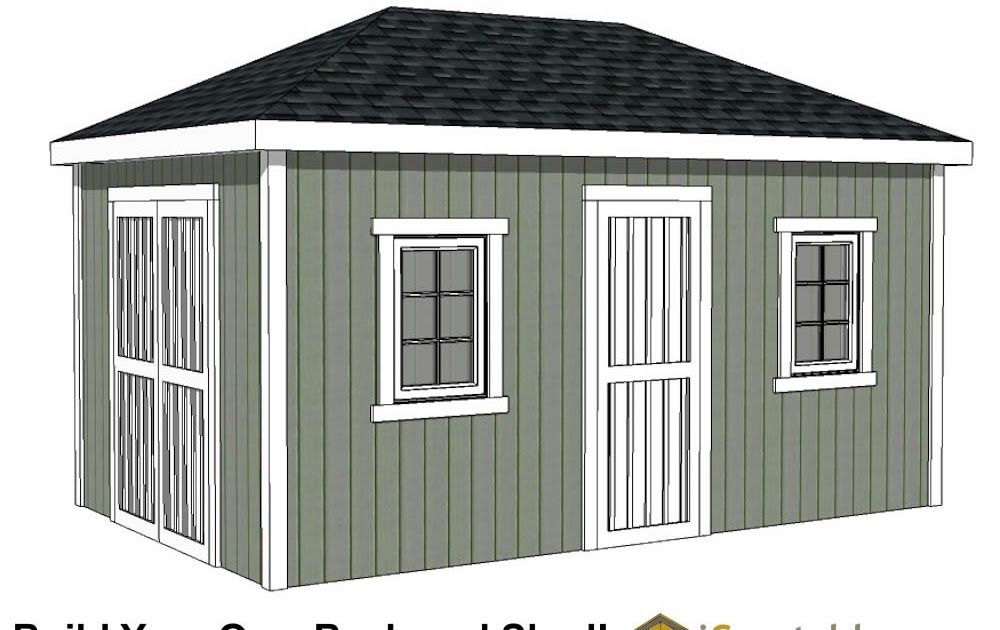 Search For 10 X 14 A Hip Roof Shed Plans Free 30 Free Storage Shed Plans With Gable Lean To And Hip Storage Shed Pl In 2020 Building A Shed Shed Plans Free Shed Plans