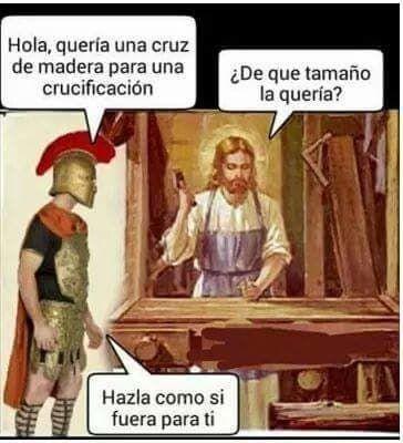 14 Memes Para Reir Con Cristo En Semana Santa Funny Memes Memes Christian Memes
