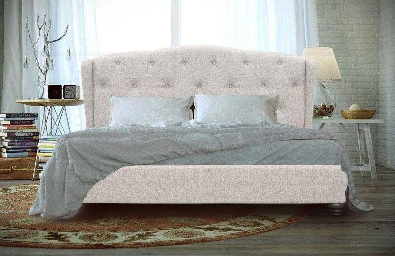 Upholstered Bed Frames Fabric Bed Frame Grey Bed Frame