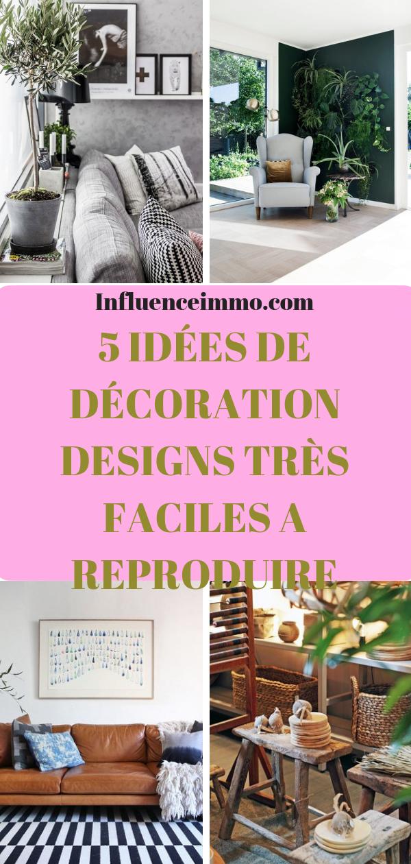 5 Tendances Decoratives Hyper Epurees Et Designs Pour Votre Interieur Idee De Decoration Decoration Design Et Decoration