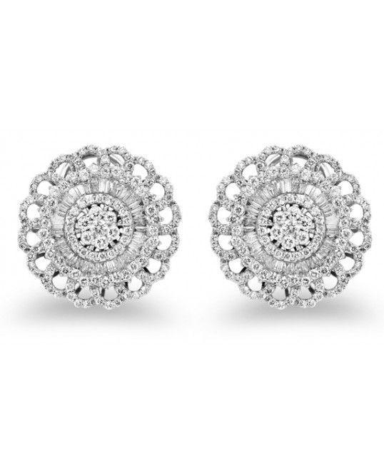 Cool Diamond Earrings Imtiaz Motiwala Ice Fleur Check More At Http