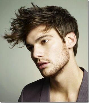 cortes de cabello para hombres corto a los lados y largo arriba buscar con google