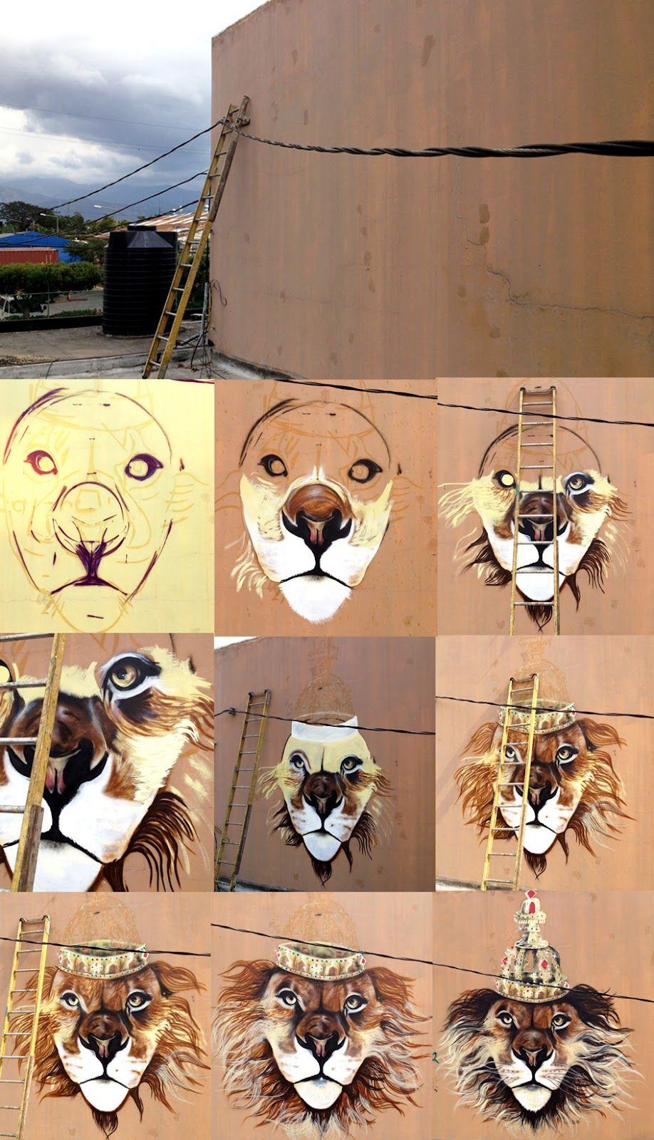 Beyond Banksy Project / Louis Masai