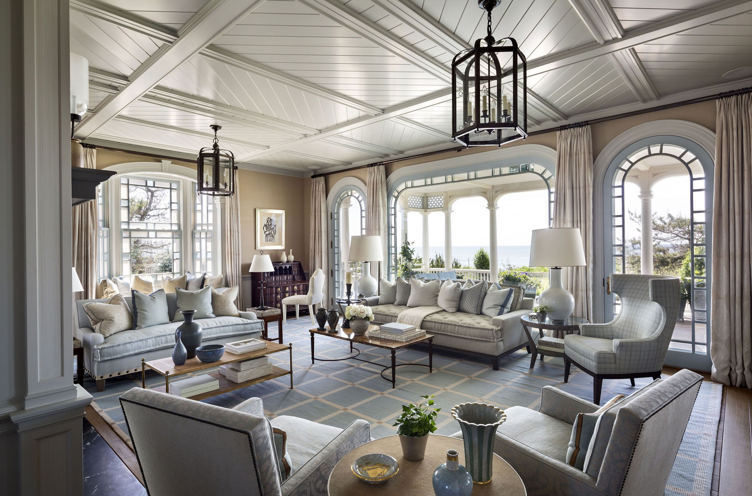Robert A.M. Stern Architects, LLP | Interior Design | Pinterest ...