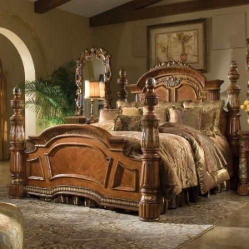 Wonderful Wooden Style King Size Bedroom Furniture ❤️Bedroom