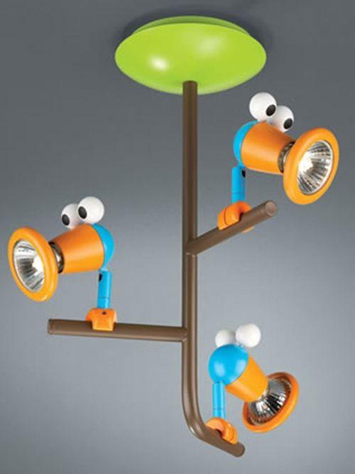 Funny Lamp Idea Kids Lighting Bedroom Childrens Lamps Kids Ceiling Lights