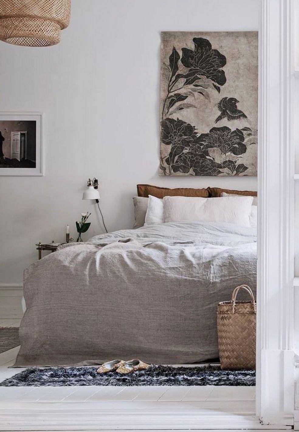 a fresh start to 2 0 1 9. | Zen bedroom decor, Home decor, Bedroom decor