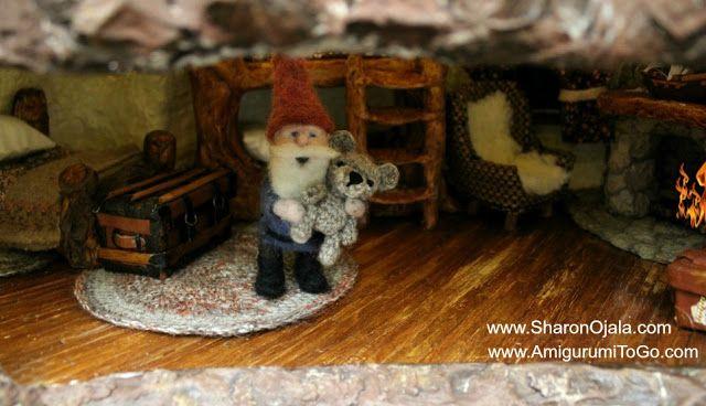 Torpedo Gnome Version 2 of Gnome Ornament | 368x640