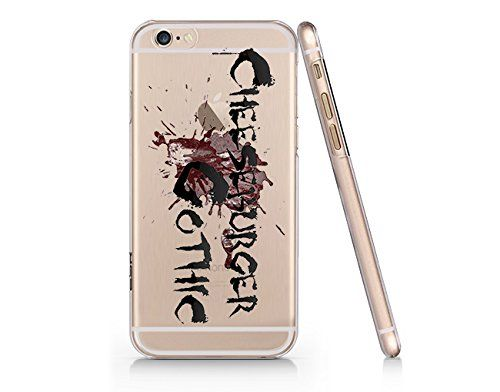 """""""Cheese Burger Gothic"""" Text Quote Slim Iphone 6 6s Case, ..."""