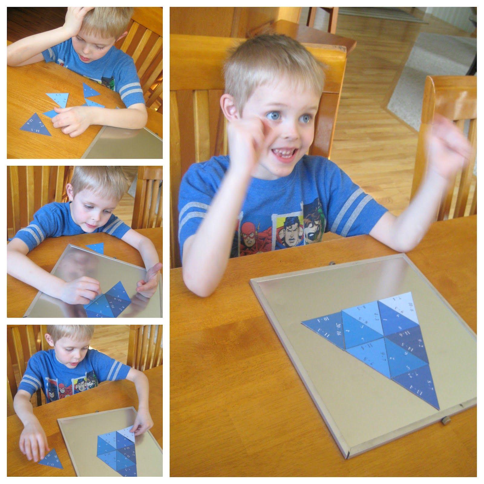 Brain Bender Subtraction Puzzles