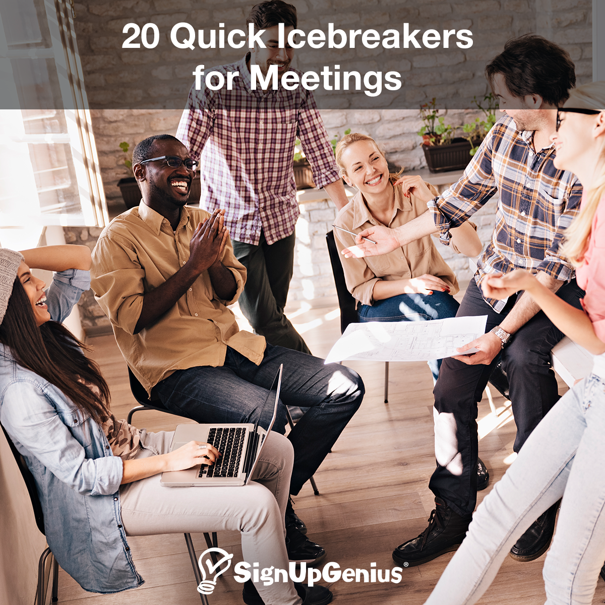 20 Quick Icebreakers For Meetings