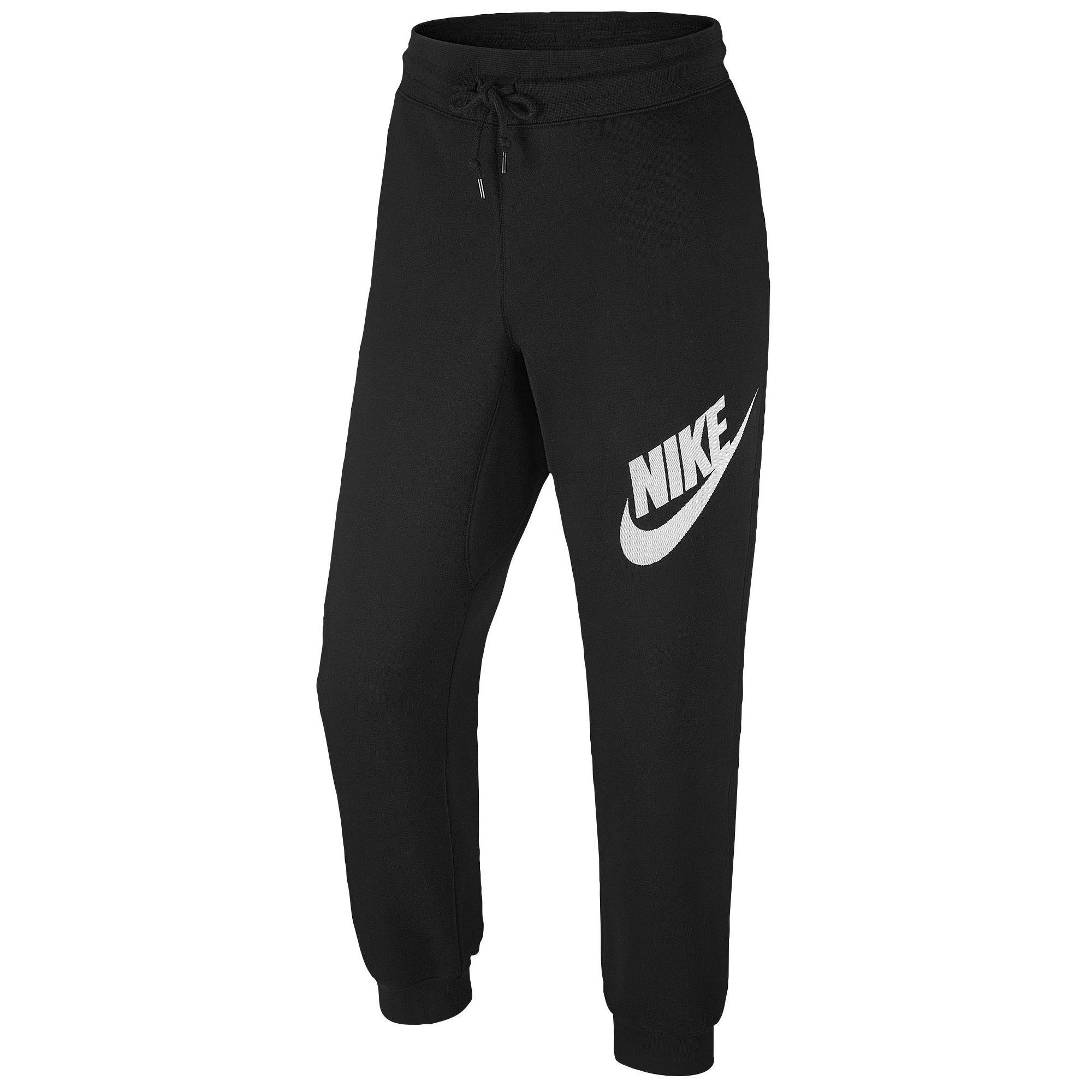 4e21f0a285d1b5 Nike AW77 Fleece Cuff Pants Logo26 - Men s - Clothing