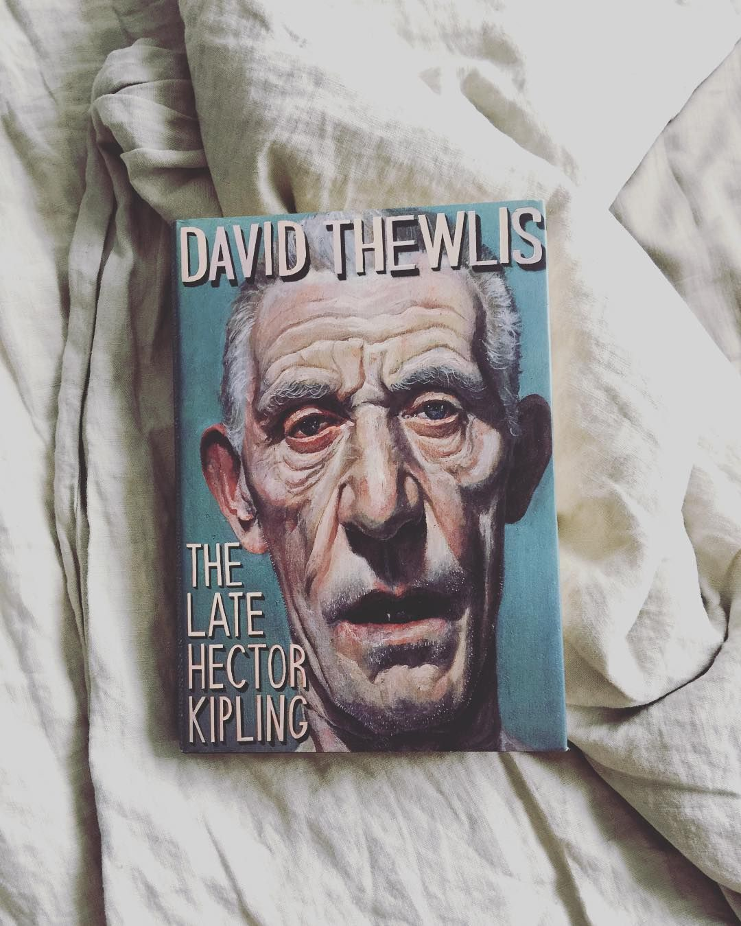 """61 Likes, 1 Comments - Books Junkie Kuala Lumpur (@booksjunkie) on Instagram: """"RM 30.00 — New Hardcover  The Late Hector Kipling By David Thewlis  Hector Kipling is an artist who…"""""""