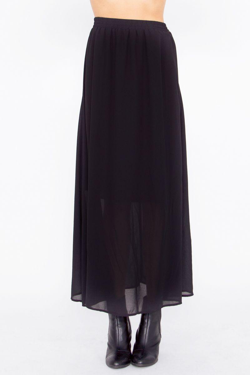 Kayla Maxi Skirt