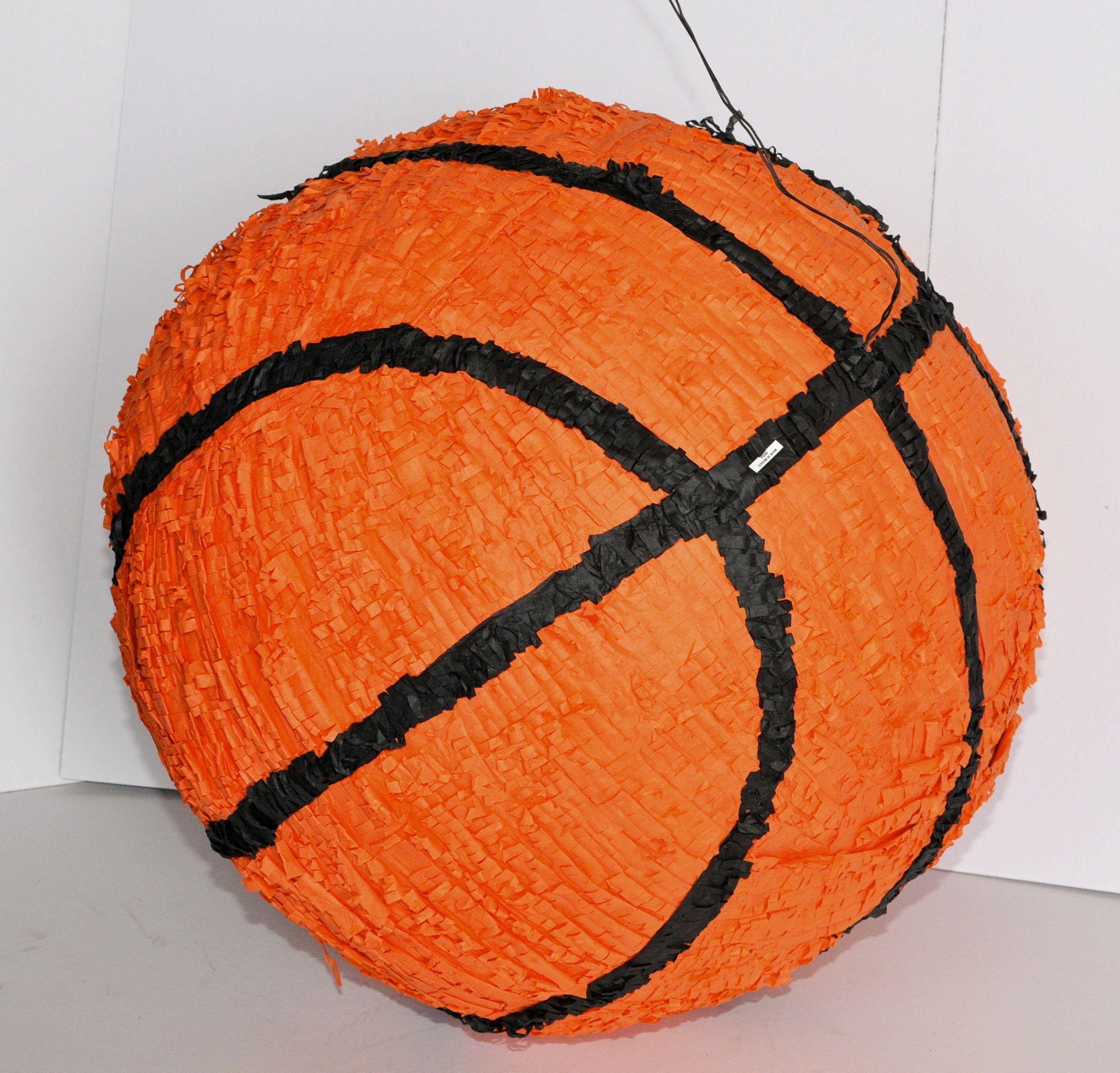 Custom Basketball Pinata Manualidades Decoracion De Cumplea 241 Os