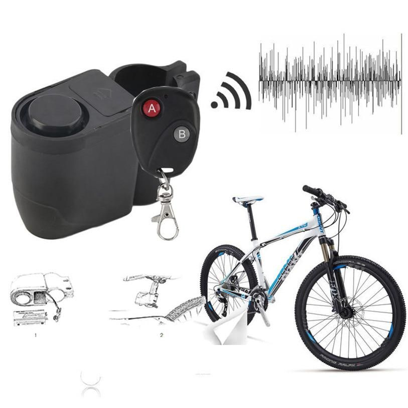 Lock Bicycle Cycling Bike Security Wireless Remote Control