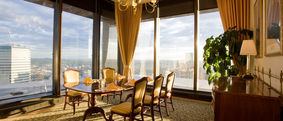 Boston College Club In Boston Massachusetts#clubcorp #view Cool Private Dining Rooms Boston Design Ideas