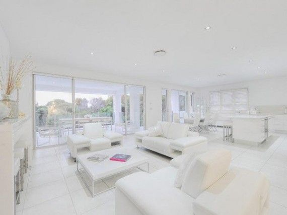 All White Home Interiors white interior house design in queensland, australia | interiors