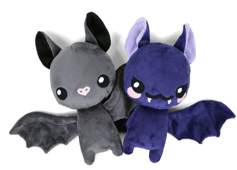 Bat Plush - free pdf Pattern and tutorial - kostenlose Pdf ...