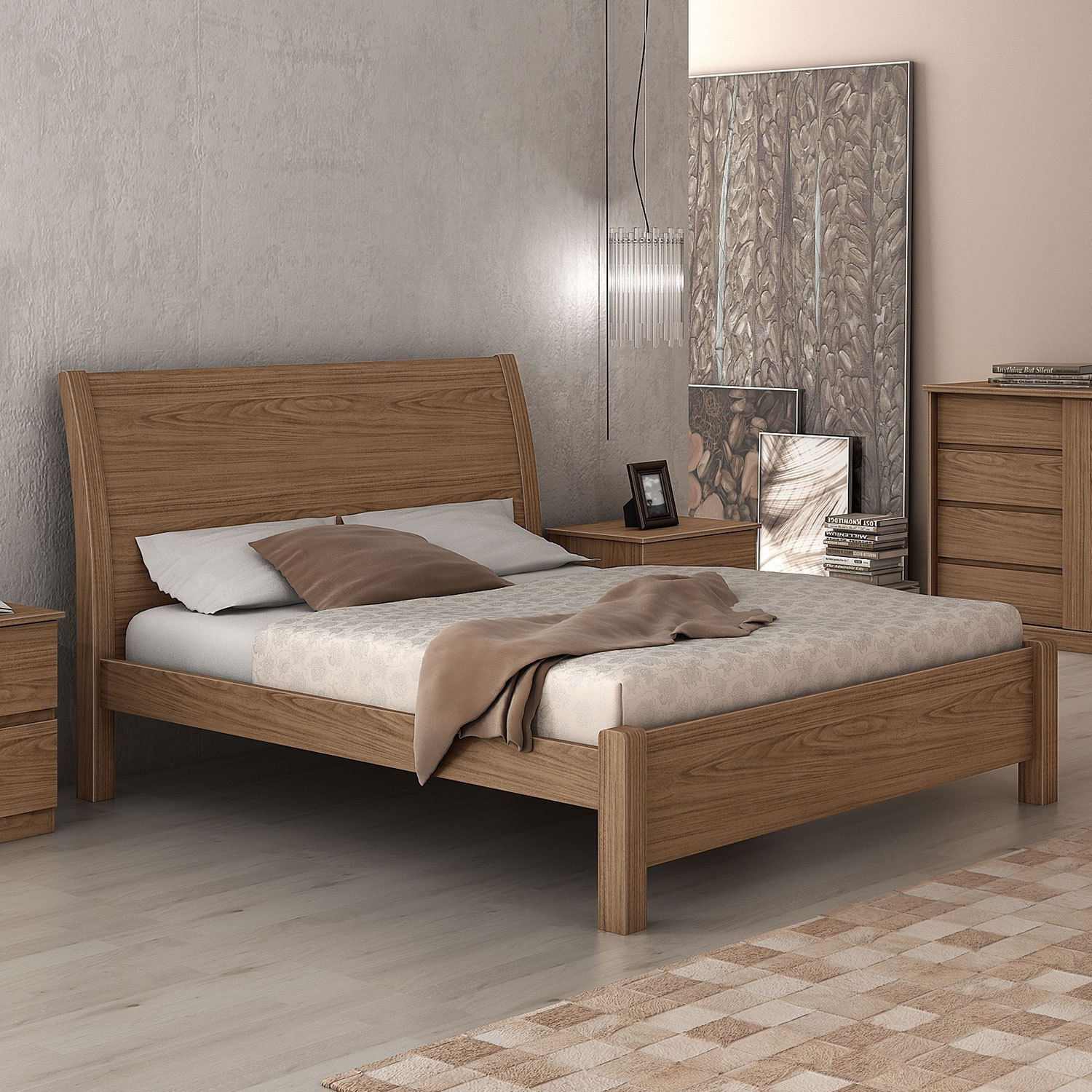 Azur | Bedrooms, Wood beds and Bed design