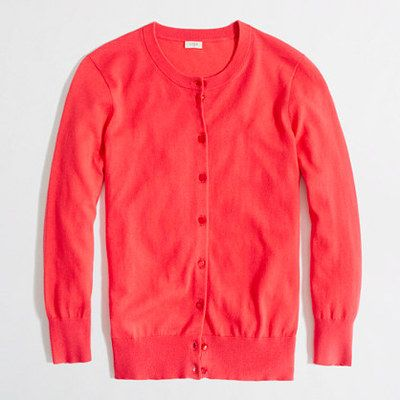 nothing like a j crew cardigan! <3 only 29.99
