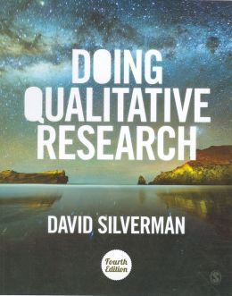 Book Review Doing Qualitative Research A Practical Handbook By