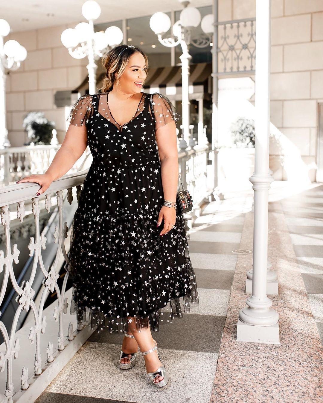 Pin De Yollian Toledo En Fine Plus Size Falda Plisada Para Gorditas Vestidos De Moda Ropa Elegante