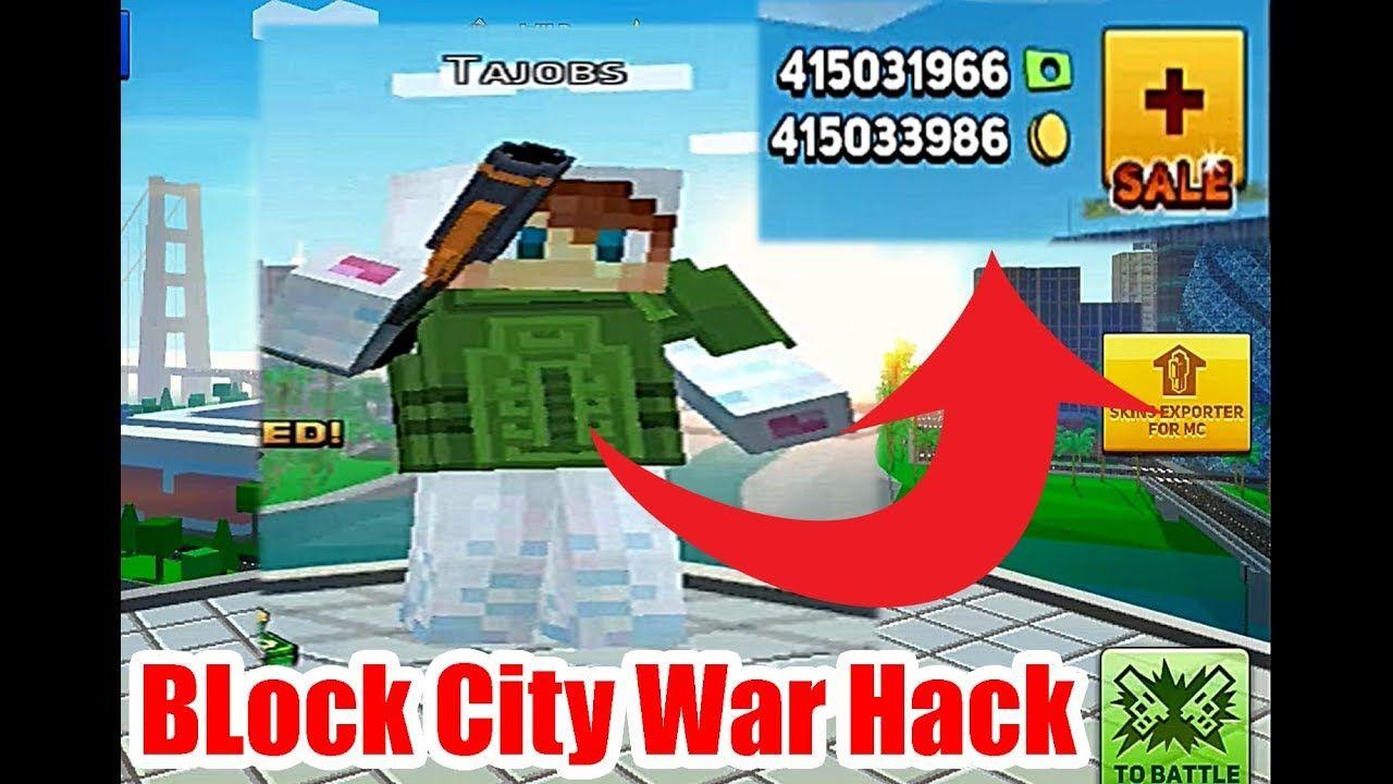 Block City Wars Mega Mod Unlimited Money Ammo Jetpack Rapid