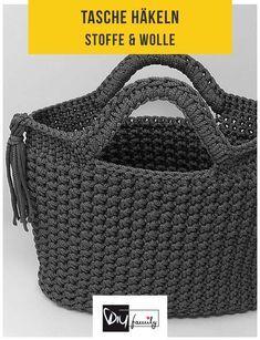 Tasche mit Sternchenmaschen – Häkelanleitung - DIY-Family