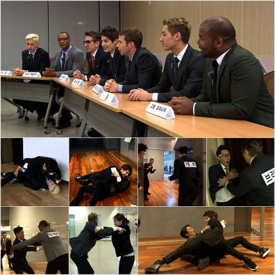 Running Man EP 223: Salaryman Super Race With Guests