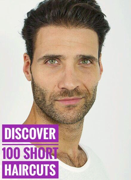 100 Stately Short Haircuts for Men