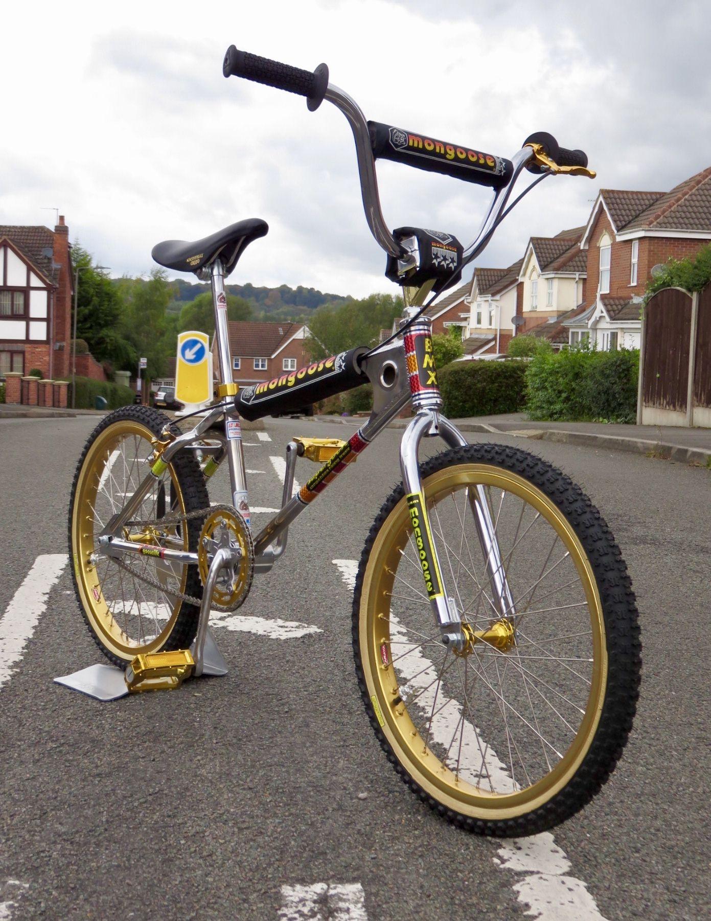 Back When Mongoose Used To Be Cool Bmx Bikes Bmx Bicycle Vintage Bmx Bikes