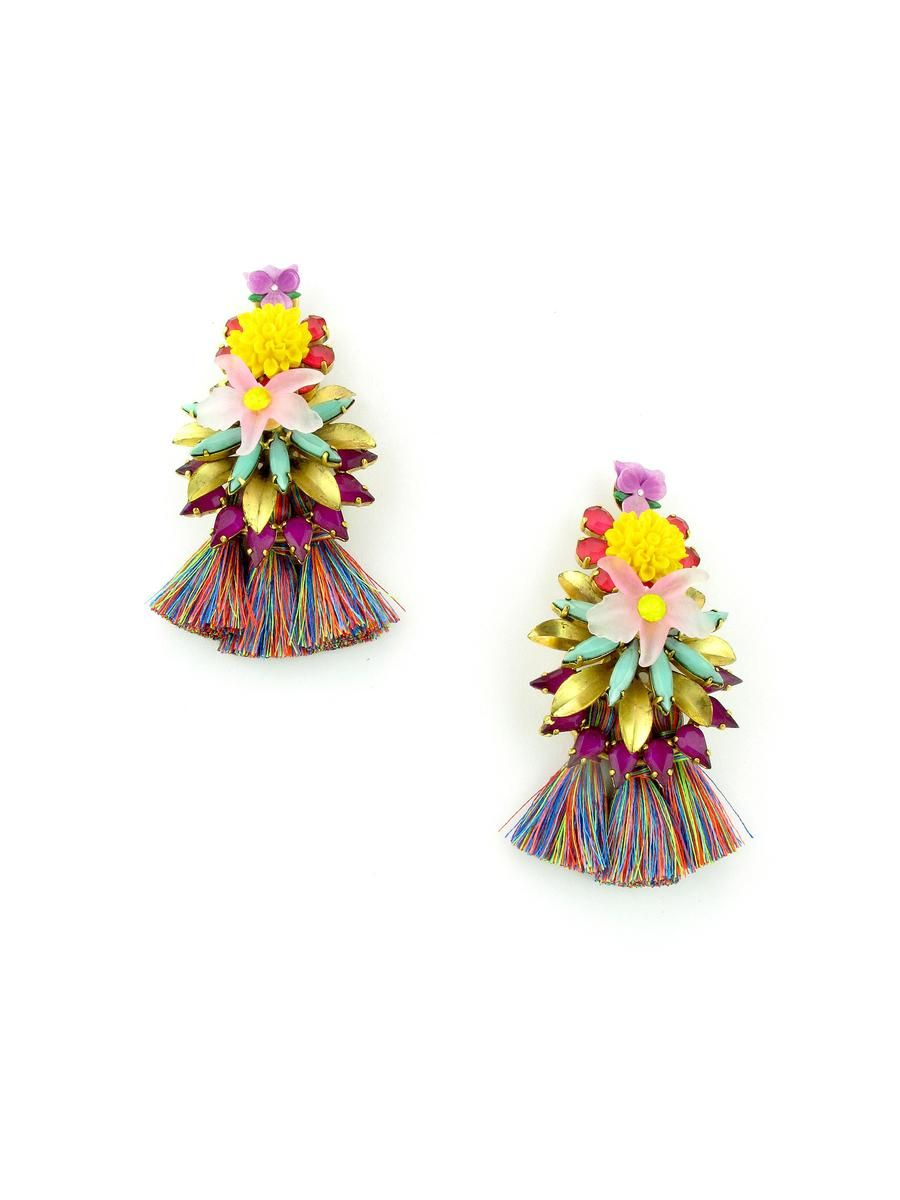 58be92670f46b Image result for elizabeth cole cassandra earring | pretty ...