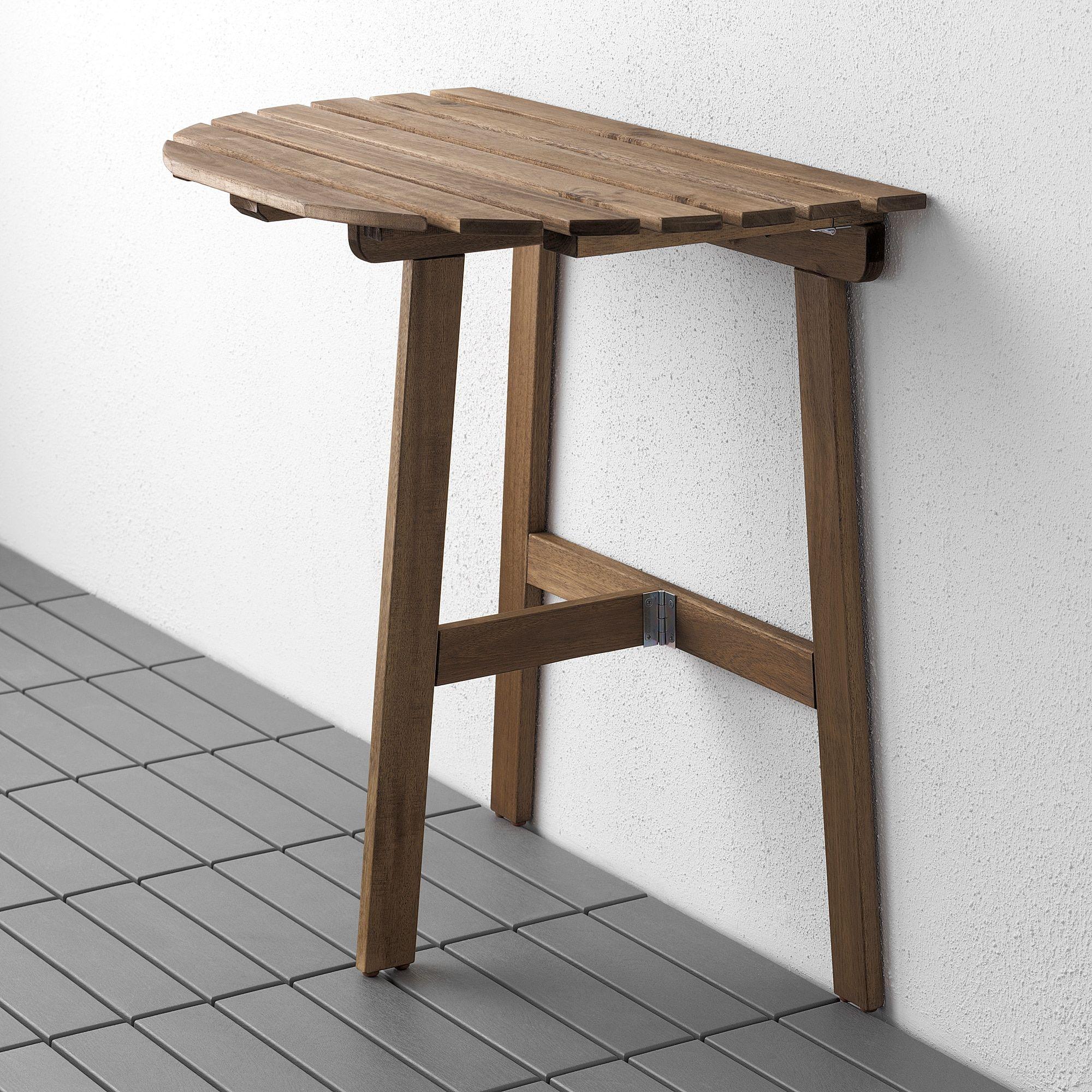askholmen tafel voor wand buiten