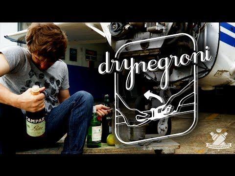 DRY NEGRONI - Ginger Mango EP05 #ICKFD #CBM - YouTube