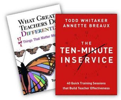 The Ten Minute Inservice Instructional Coaching Math Coach