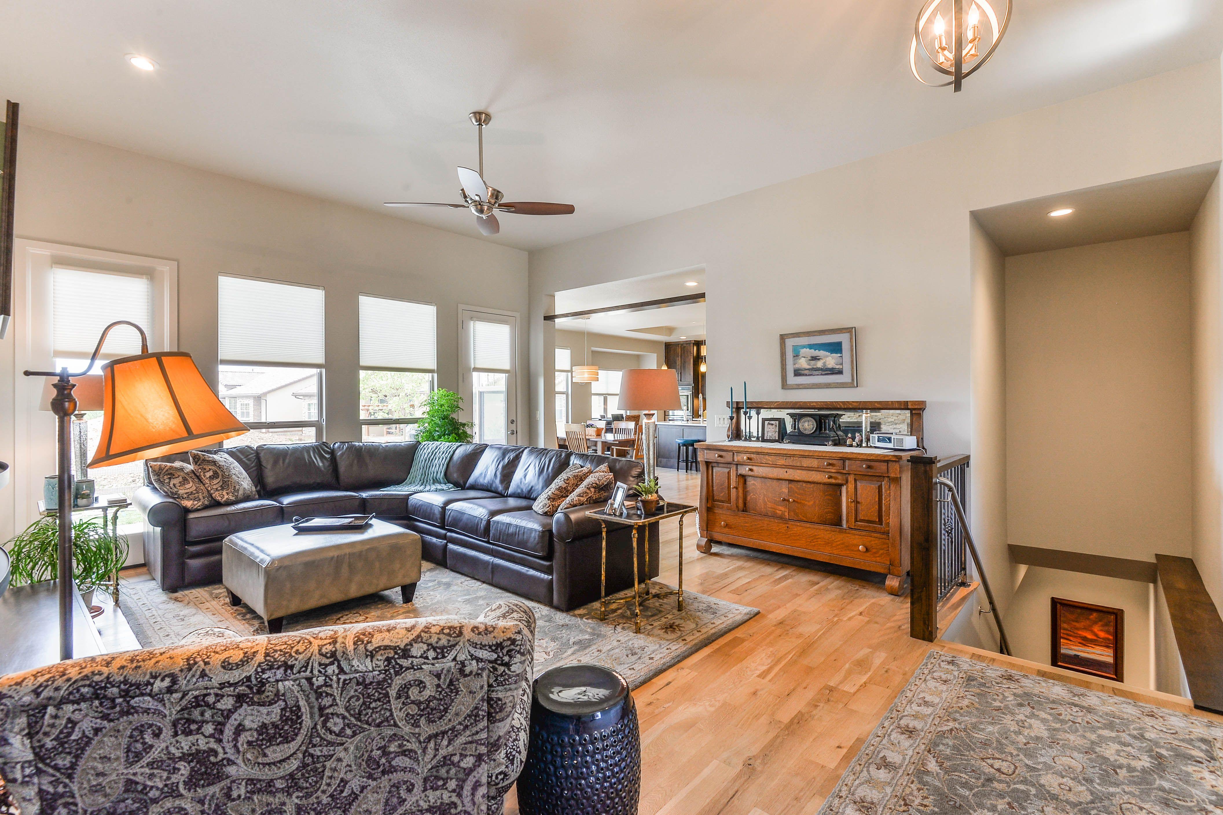 ... Stucco, Ranch House, Southeast Fort Collins, Living Room, Fort Collins,  Patio Home, Contemporary Furniture, Colorado, Interior Design, Dream Home,  ...