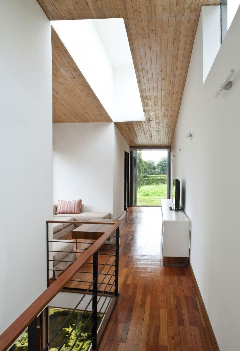 Rock House by UN Arquitectura | HomeDSGN, a daily source for inspiration and fresh ideas on interior design and home decoration.
