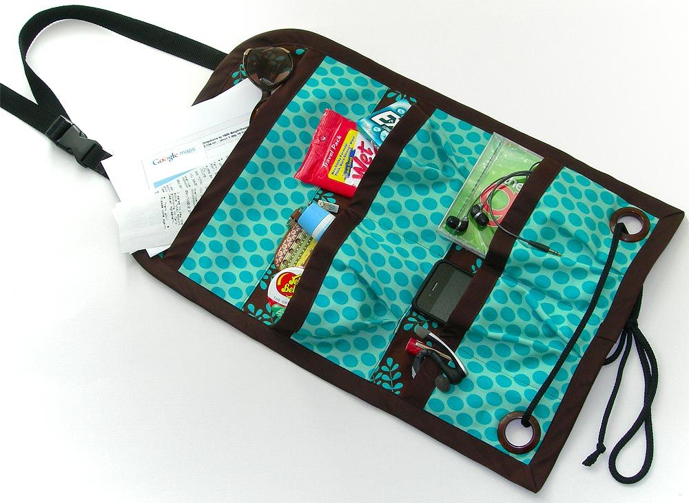 Free Car Caddy Pattern Tutorial Sewing Projects For