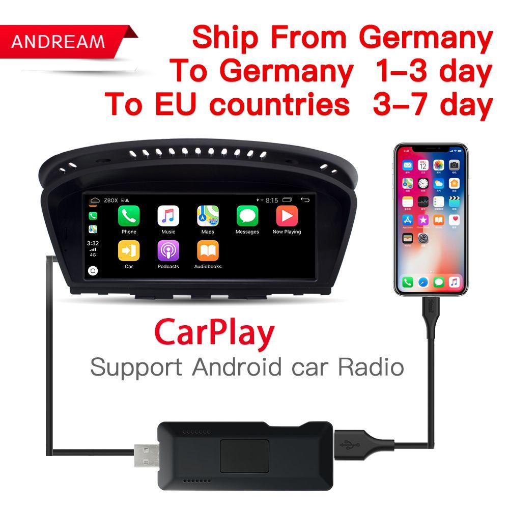 Carlinke Usb Smart Link Apple Carplay Dongle Box For Android