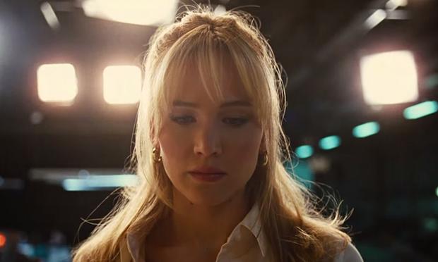 "It's about a woman … what's inside her"" … Jennifer Lawrence in Joy"