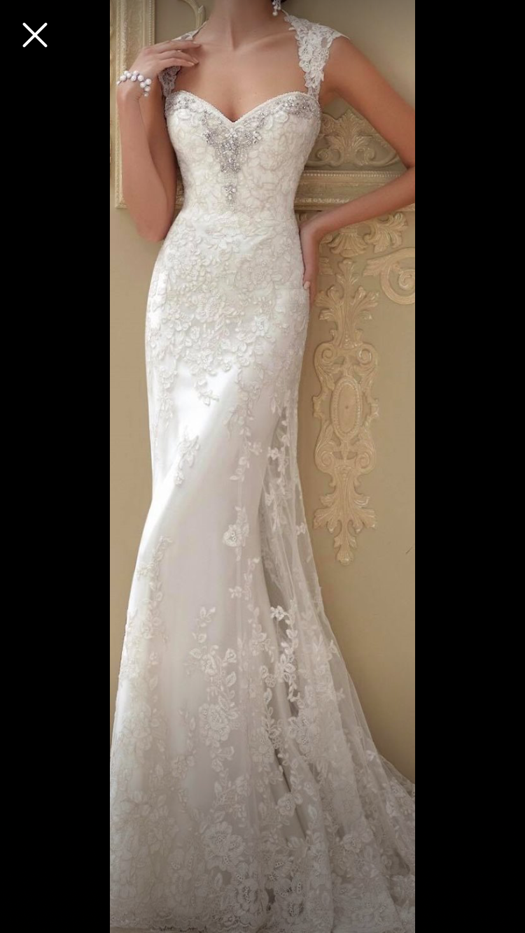 c8147bd3fa8a8 David Tutera $500 Size: 10 | New (Un-Altered) Wedding Dresses ...