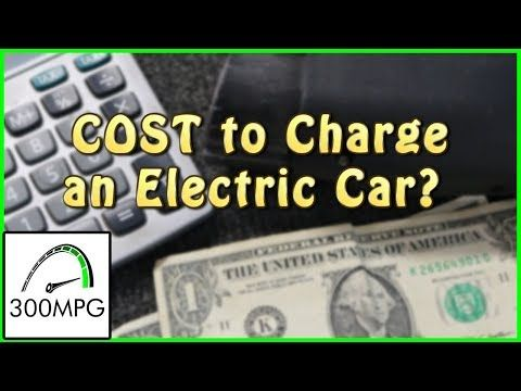 How Much Is A Charging Station For Electric Cars Williston