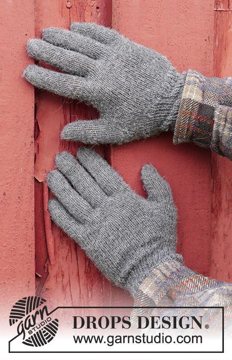 Free Pattern | mitones y guantes | Pinterest | Guantes, Patrones y ...
