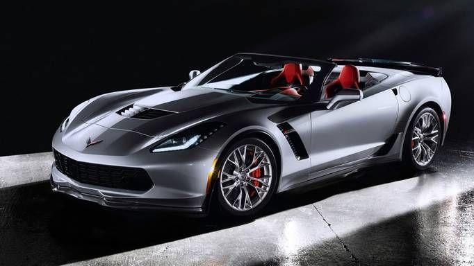 Latest Chevy Corvette Wallpaper Silver Convertible Chevrolet