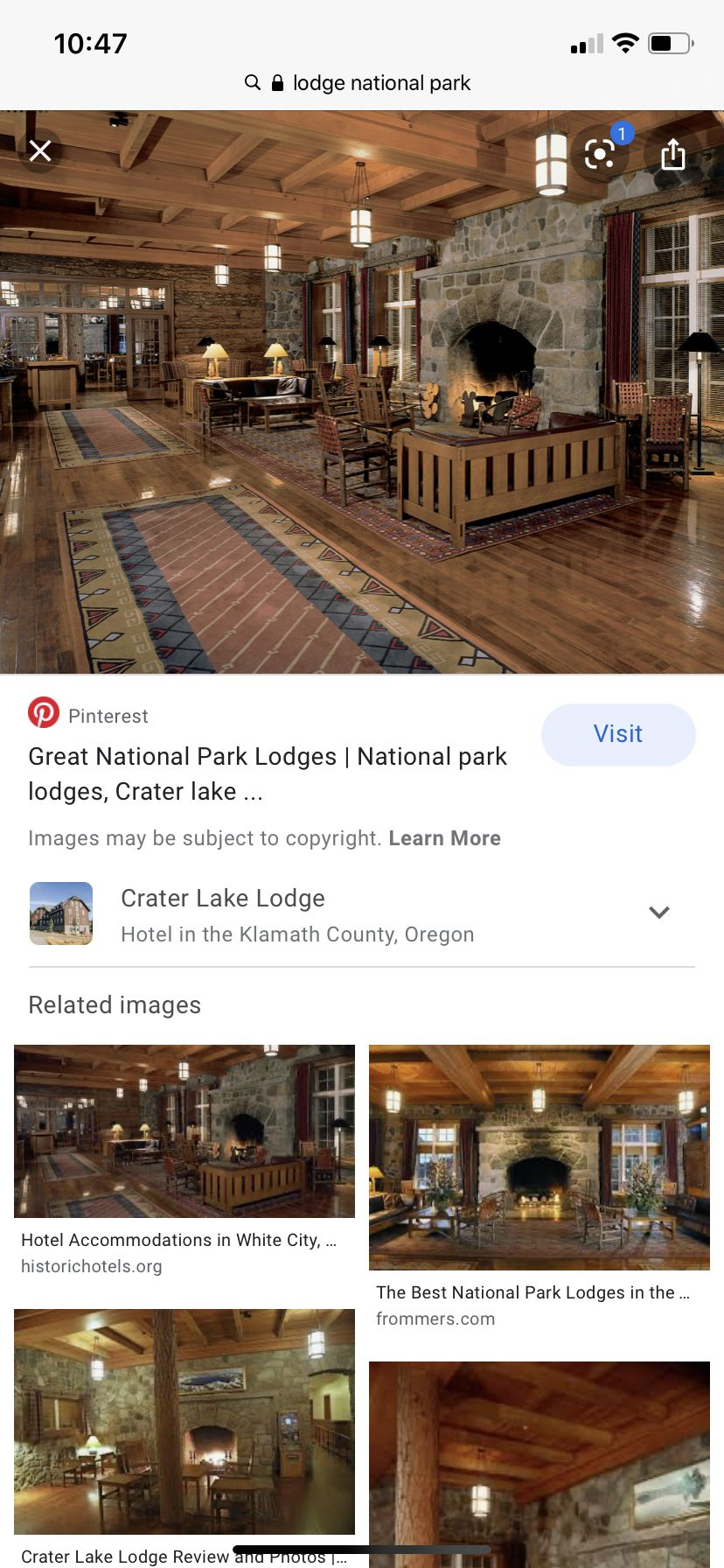 Pin By Karen Blaney On Main Street Manor House In 2020 National Park Lodges Crater Lake Lodge Klamath