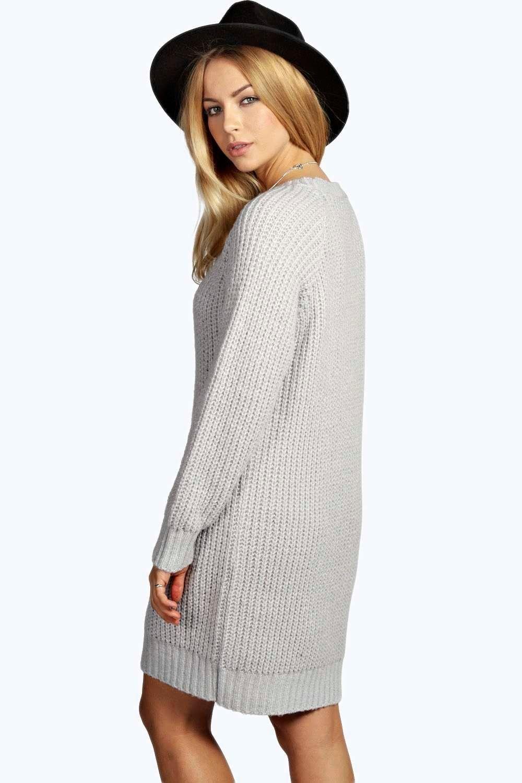 Maria Soft Knit Jumper Dress