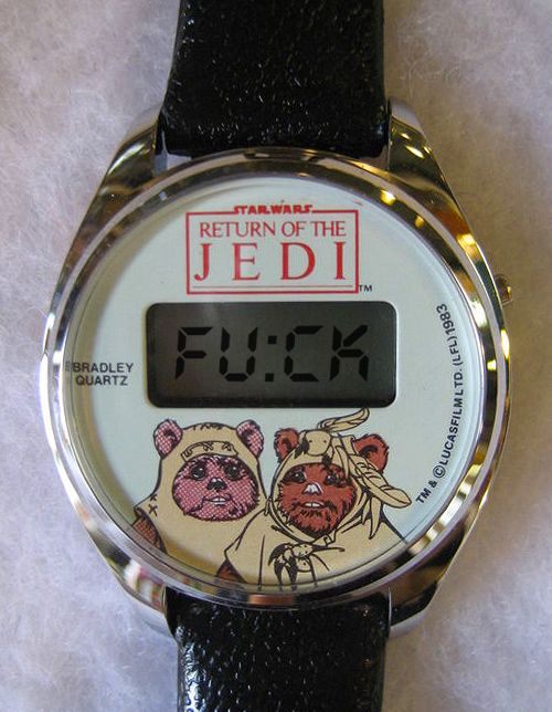 Star Wars - Return of The Jedi 1983