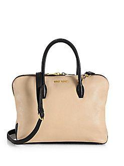 Miu Miu - Madras Medium Leather Tote   Handbag Heaven   Pinterest ... e57ee2e383